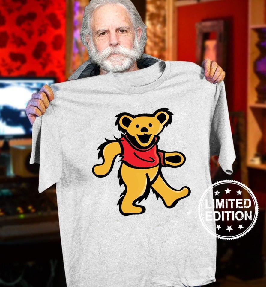 WINNIE-POOH DANCING BEAR shirt