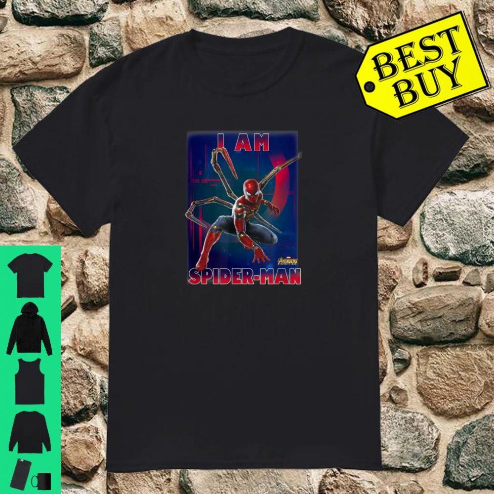Infinity War I Am Spider-Man Poster shirt