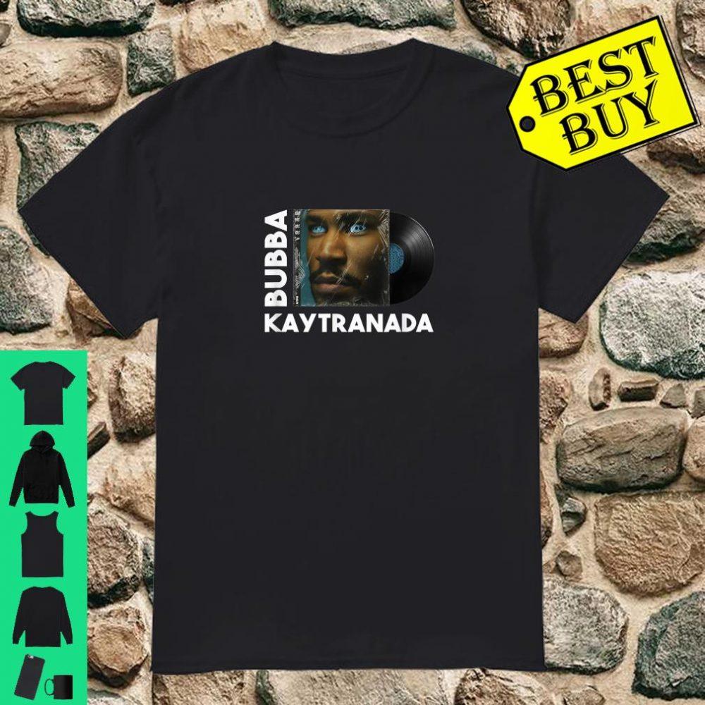 Kaytranada Bubba Music Album DJ Shirt