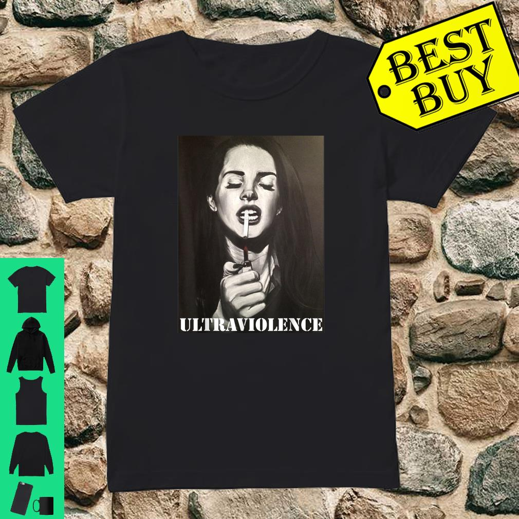 Official Lana Del Rey Ultraviolence T Shirt Hoodie Tank Top And Sweater