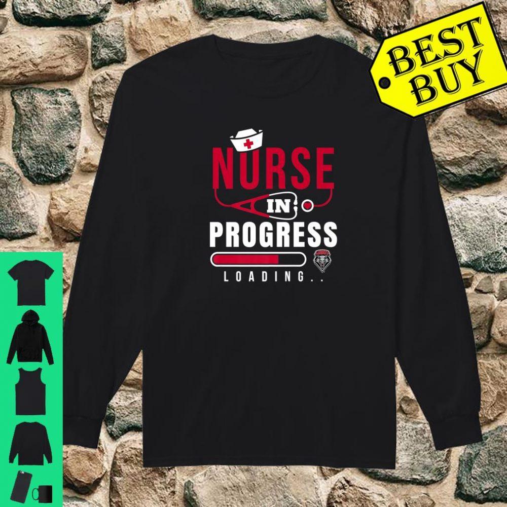 New Mexico Lobos Nurse Nurse In Progress Loading shirt long sleeved