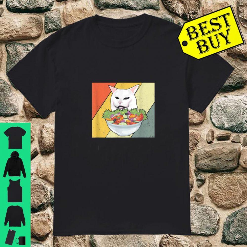 Vintage Smudge The Cat Lover shirt